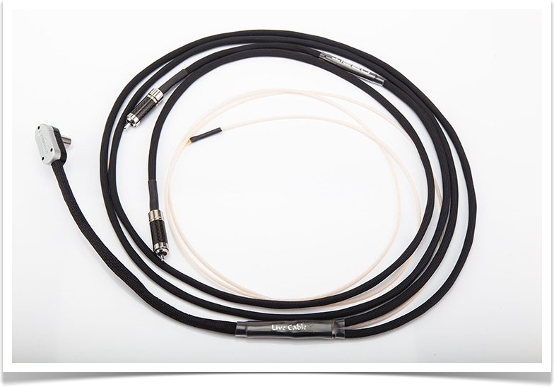 Live Cable - Orbit Phono Cable