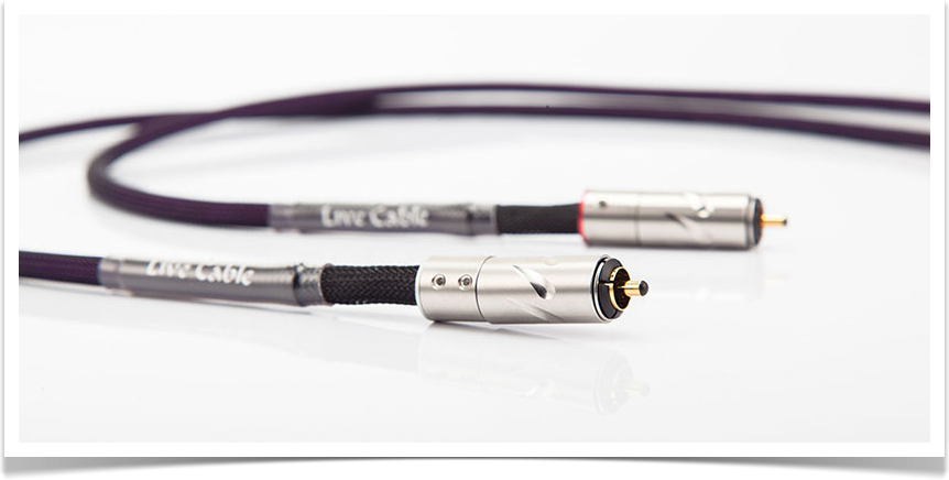 Live Cable - Pemium Plus RCA Interlink
